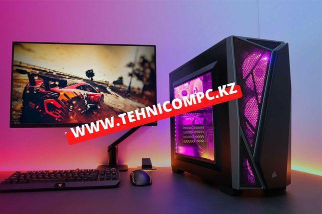 игровой компьютер ПК intel i5 + RX 550 для игр DOTA2 / CS:GO