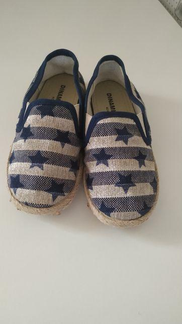 Обувь для садика Испания