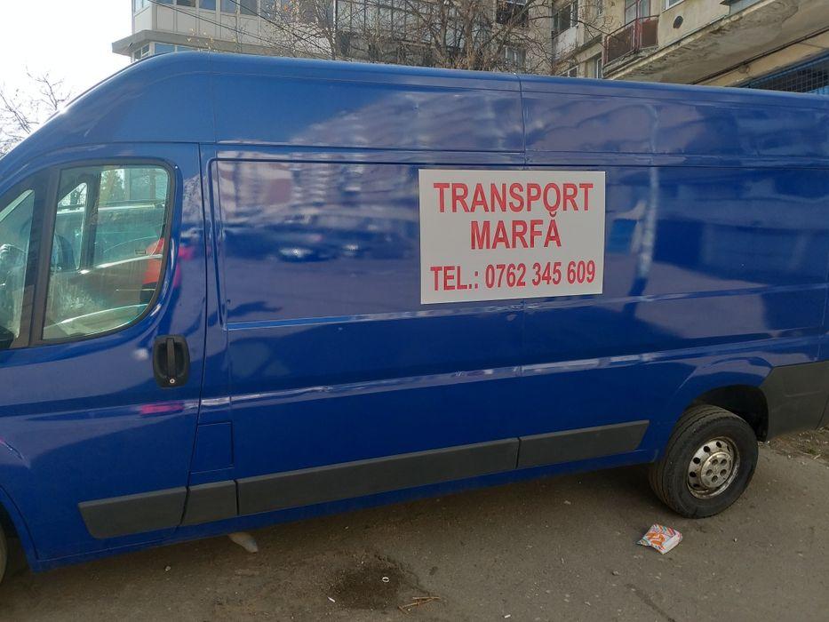 Transport Marfa Mobila Mutari Materiale cutii bagaje utilaje Buzau - imagine 1