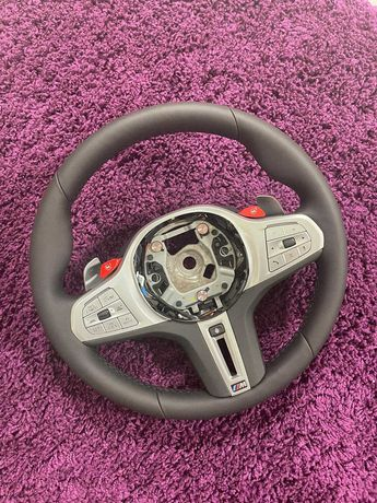 Volan BMW M5 / Full / Incalzire/Padele/Distronic/Traffic Jam/ SERIA G