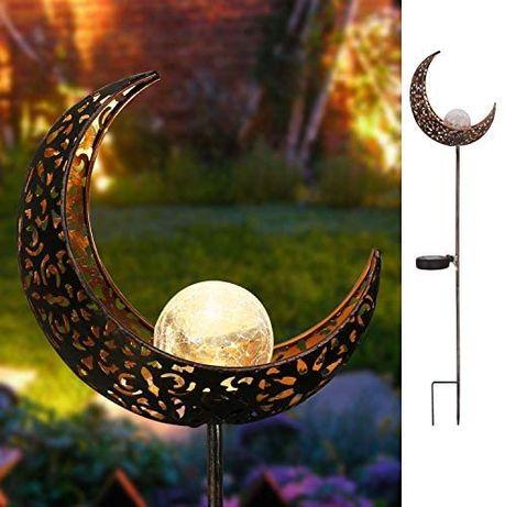 Соларна декоративна лампа Globrite Half Moon