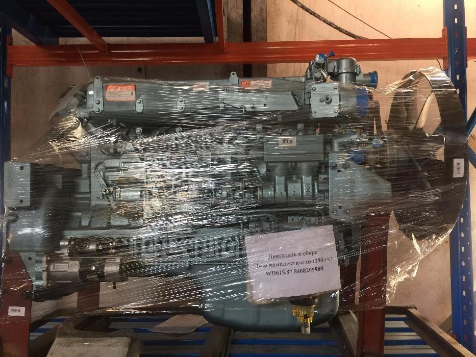 ДВС Двигатели HOWO в наличии Алматы - сурет 1