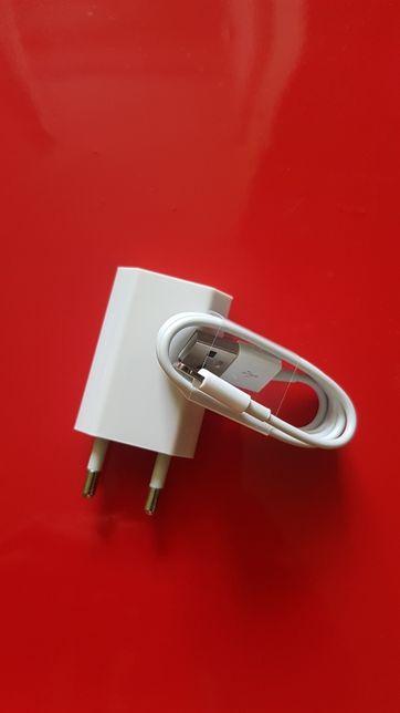 Incarcator (cablu date+adaptor) iPhone 5, SE, 6, 7, 8/Plus, X, Xr, Max