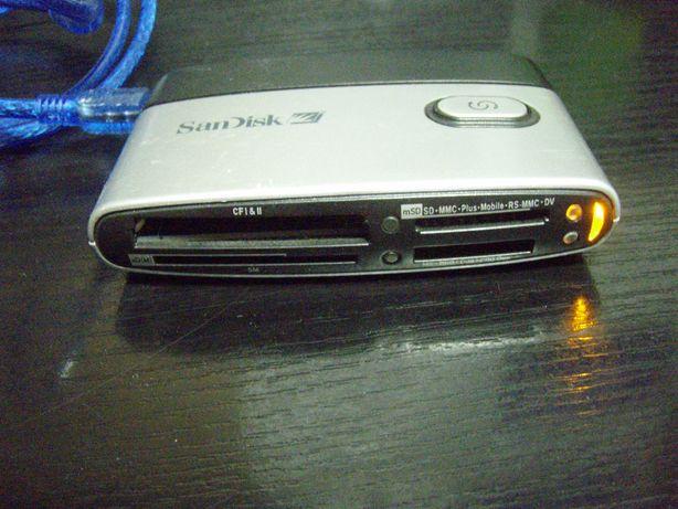 Card reader USB 2.0 Sandisk ImageMate 12in1
