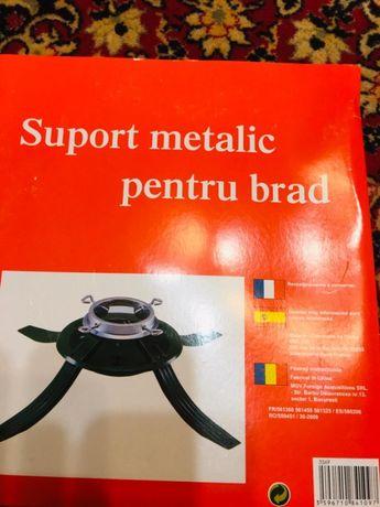 Suport metalic pentru bradul de craciun