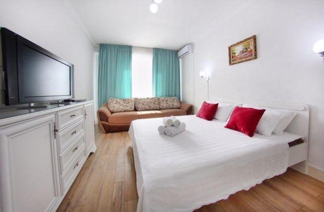 Квартира посуточно в Жк Абай 130 на ул Абая Розыбакиева