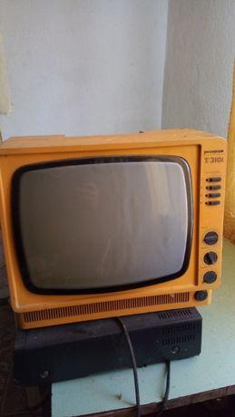 Черно бял телевизор респром