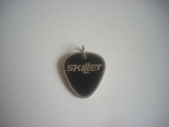 Skillet - Metal медальон