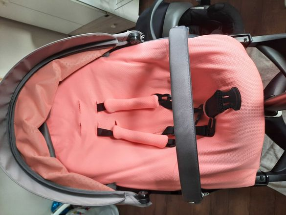 Stokke Xplory® Бебешка количка Athleisure Coral v5