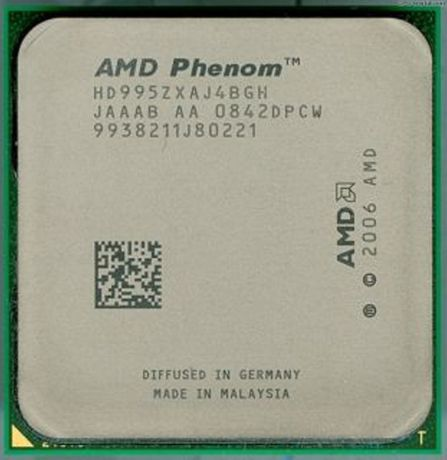 AMD Phenom X4 9950 Black Edition /2.6GHz/