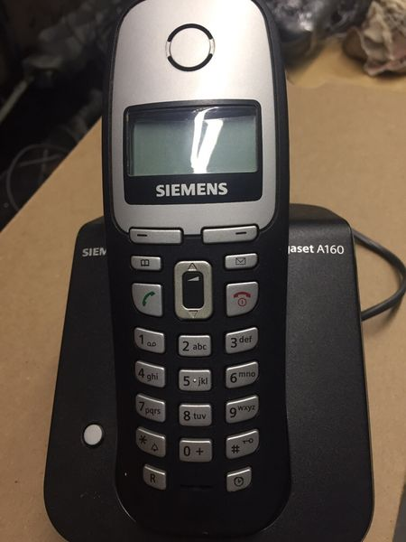 Безжични телефон Panasonic, Alcatel, Siemens, Nipon с. Лозен - image 1