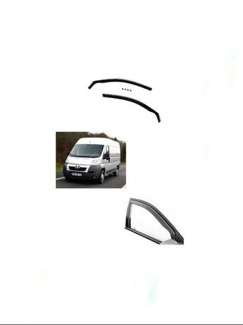 Ветробрани Peugeot BOXER (2006)-  (2бр. в комплект)
