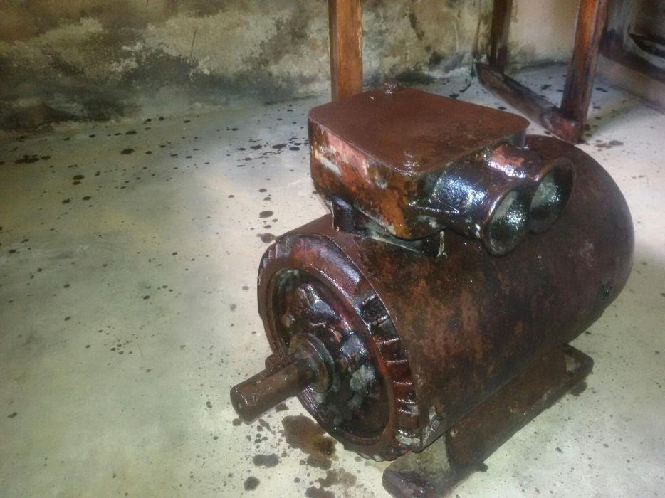 Motor electric trifazat 380 Pitesti - imagine 1