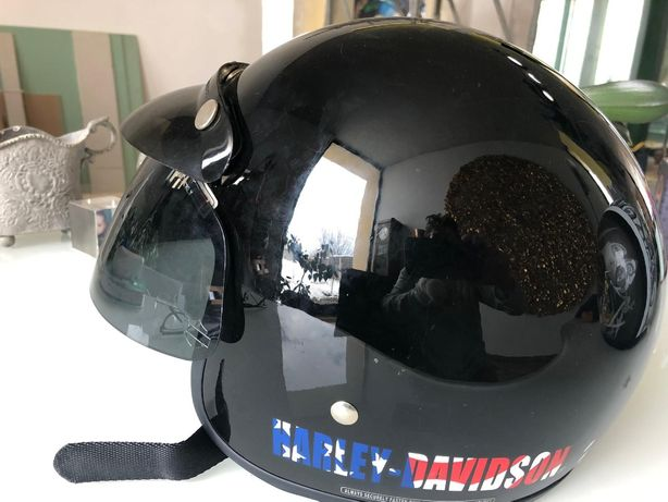 Casca motocicleta Harley/Uvex, marime S/M
