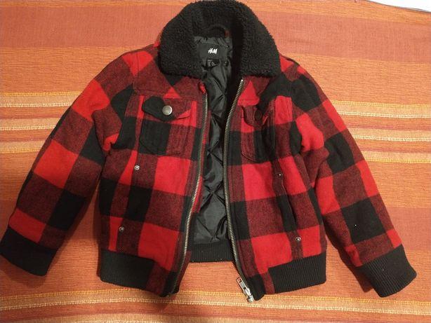 Jacheta din stofa, captusita, H&M