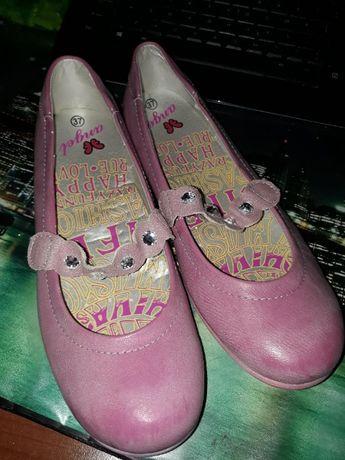 pantofi roz 37 cu pietre