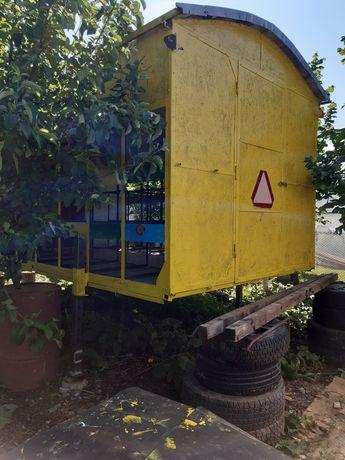 Modul pavilion apicol