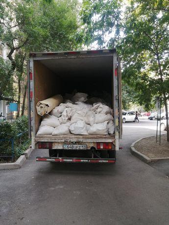 Вывоз мусора Грузоперевозки по городу Газель, услуги Камаз Зил Грузчик