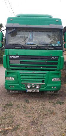 Vand Tir DAF xf105
