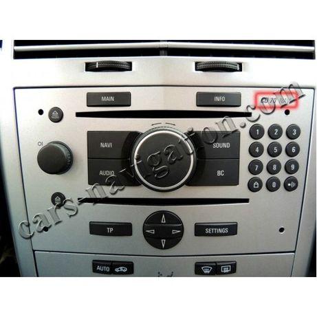 Диск карти навигация 2020 България Опел Opel CD 70 DVD 90 СД 70 ДВД 90