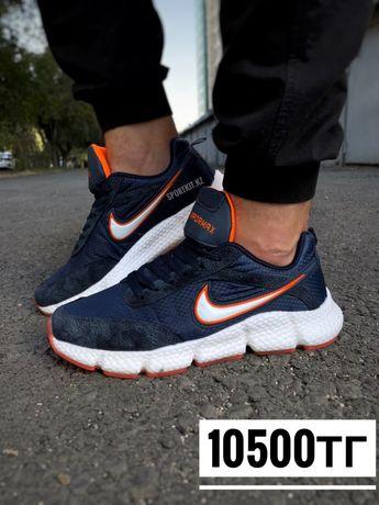Кросс Nike Vapor тем син оранж под 2069-8