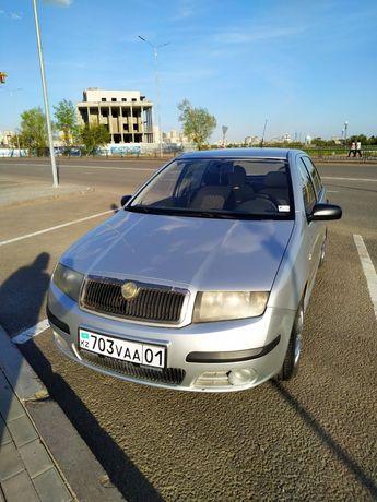 Skoda Fabia mk1 2007