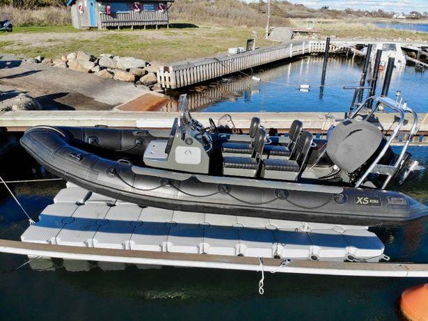 Platforma Modulara pentru ambarcatiuni Sea Ray Vip Sea Bird black sea