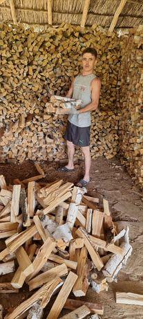 Доставляю дрова березовые колотые по Алматы и области