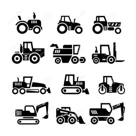 Manual service carte reparatii tractor combina vola buldo excavator