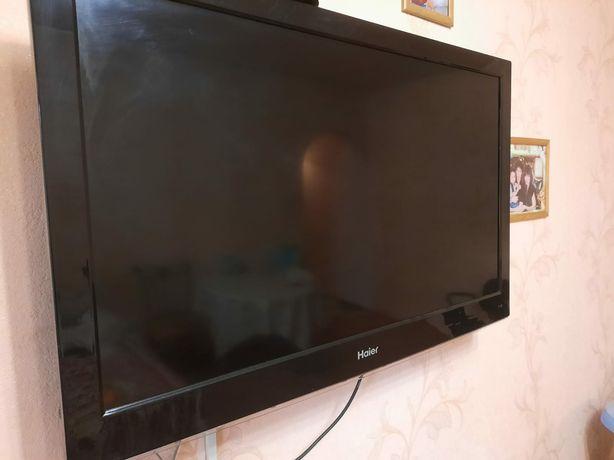 Телевизор Haier на запчасти или можно починить