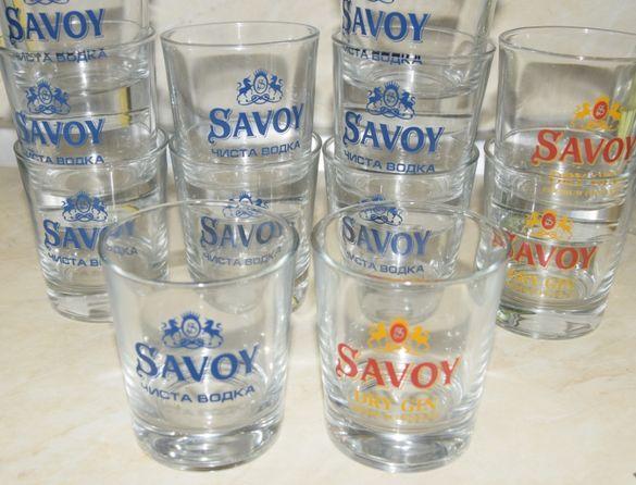 Стъклени чаши за 1 лев