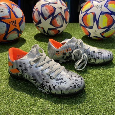Футбольные сороконожки подростковые, детские Adidas Nemeziz в Алматы