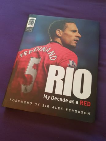 Автобиография на Rio Ferdinand