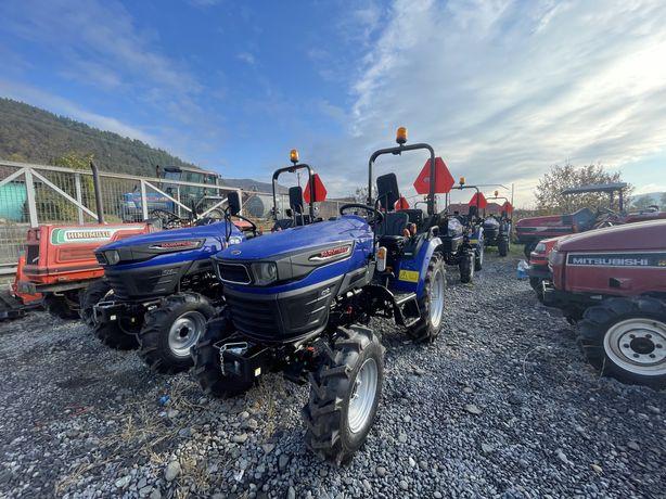 Tractoras Tractor Japonez Mitsubishi  Farm Trac