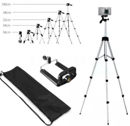 Акция! Штатив трипод для смартфон , камер и фотоаппаратов , для селфи!