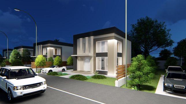 Casa noua, p+1, teren 350mp, Corbeanca -Tamasi.