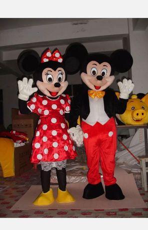 Mascote Mickey& Minnie