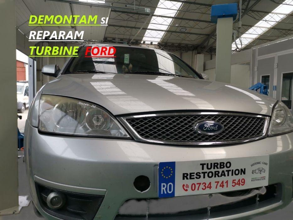 Reparatii - Reconditionare Turbo - Turbine