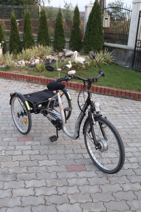 Triciclu electric Codor - imagine 1