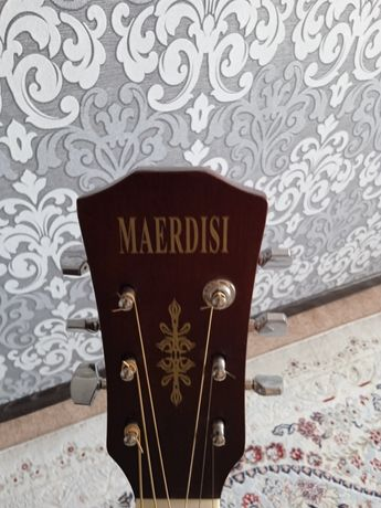 "Гитара ""Maerdisi"" сатылады"