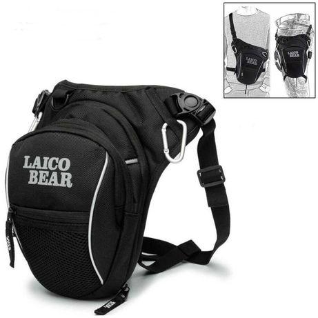 Мото чанта за крак - 2887