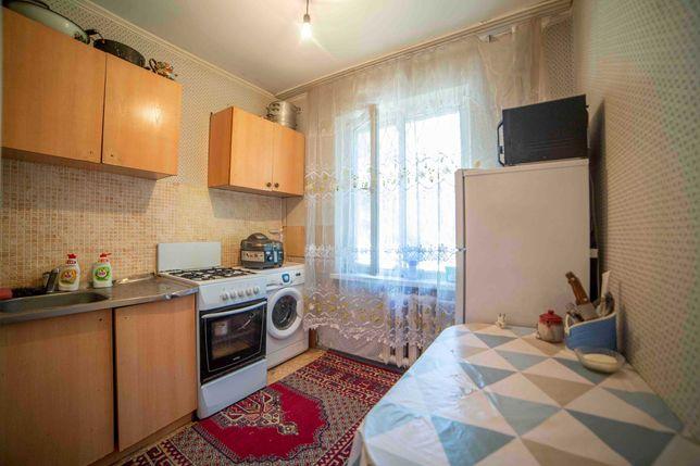 1-комнатная квартира, 31 м², 1/5 этаж, мкр №8 86 — Утеген батыра