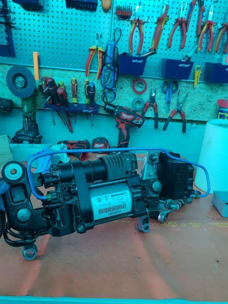 Reparare Reparatie Compresor perne aer Porsche Cayenne Touareg A6 A8