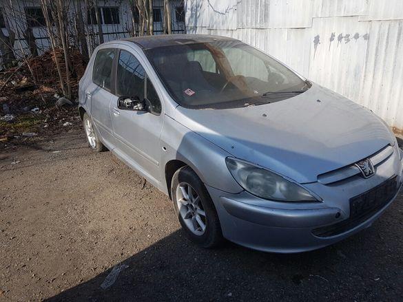 Peugeot 307 2000 HDI на части