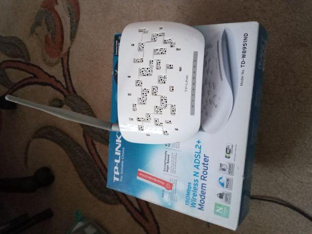Модем  Tp-link N ADSL2+
