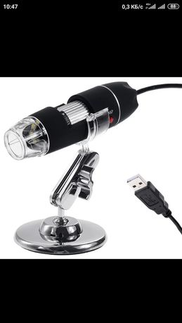 Микроскоп 1600 кратность