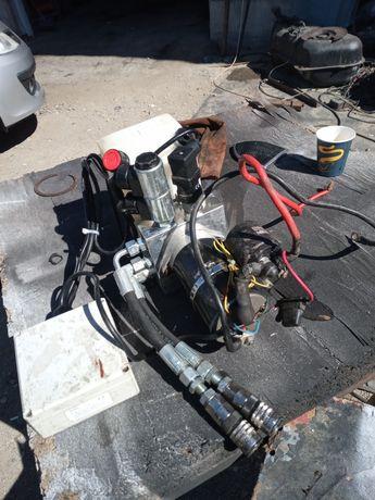 pompa hidraulica hydac 12v 200bar