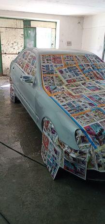 Кузовные ремонт