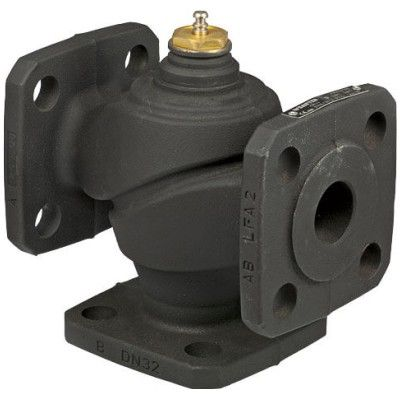 Двухходовой фланцевый клапан SAUTER VUE025F300