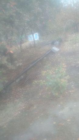 Труба сотый наверно примерно 40 метров